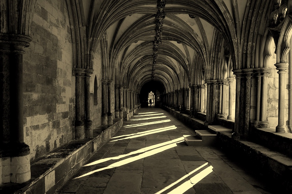 photoblog image Norwich Cathedral