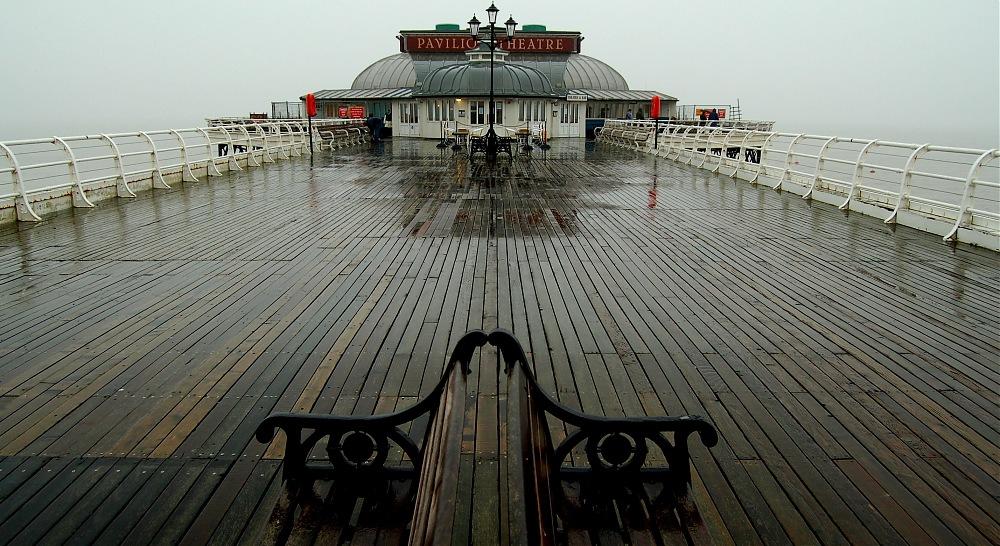 photoblog image Cromer Pier Norfolk ...1