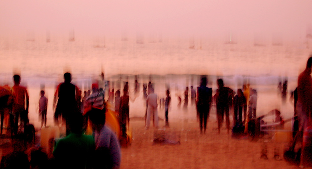 photoblog image India series four :  On the Beach 5/5