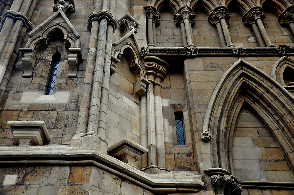 photoblog image Lincoln Cathedral 3